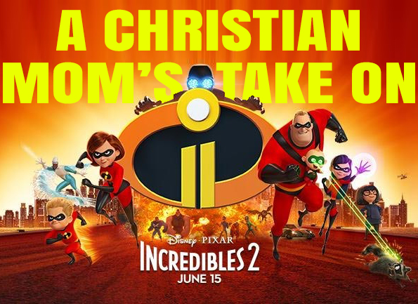 Incredibles2 movie review