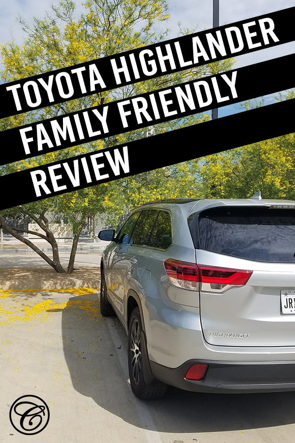 Toyota Highlander 2018 Family Friendly Review