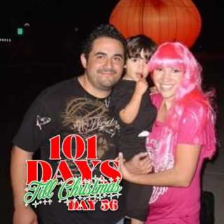 101 Days till Christmas Day 56 I really don't like Halloween