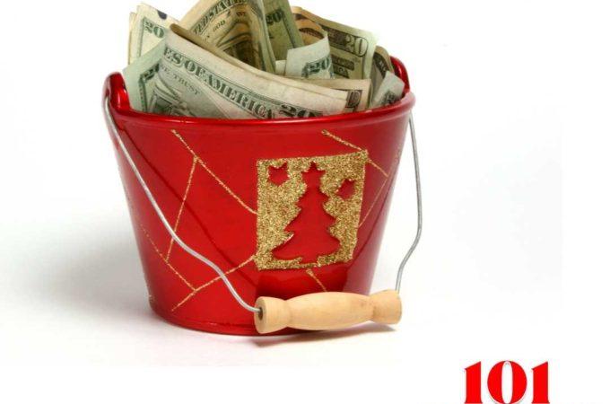 101 Days till Christmas Money Saving Tips Roundup